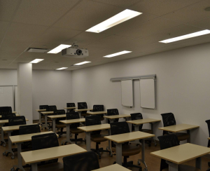 Ielts Test Room at George Brown College
