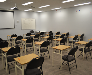 Ielts Test Room 2at New Link College