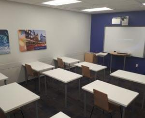 Ielts Testing room 2
